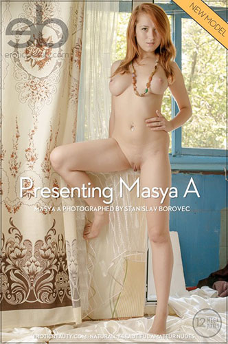 """Masya A """"Presenting"""""""
