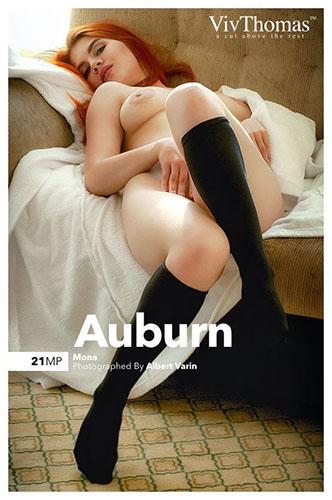 """Mona A """"Auburn"""""""