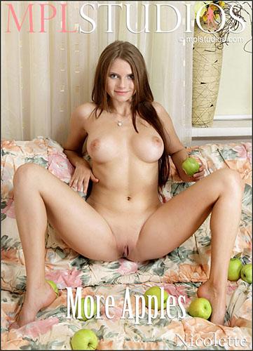 "Nicolette ""More Apples"""