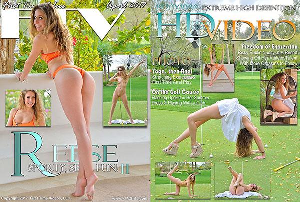 """Reese """"Sporty, Sexy, Fun! II"""""""