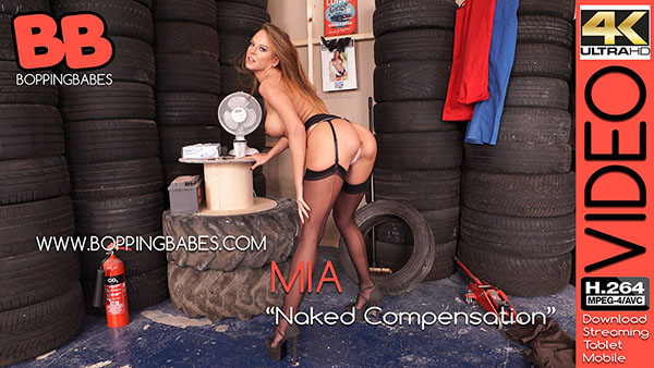 """Mia """"Naked Compensation"""""""