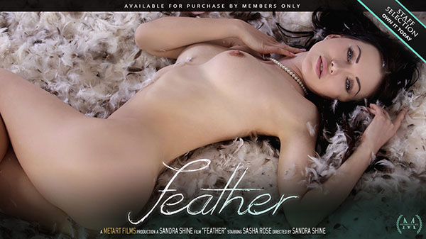 "Sasha Rose ""Feather"""