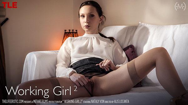 """Nataly Von """"Working Girl"""""""