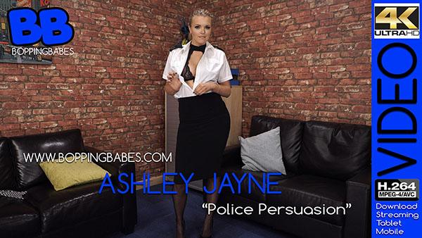 "Ashley Jayne ""Police Persuasion"""