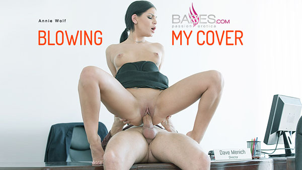 "Annie Wolf ""Blowing My Cover"""