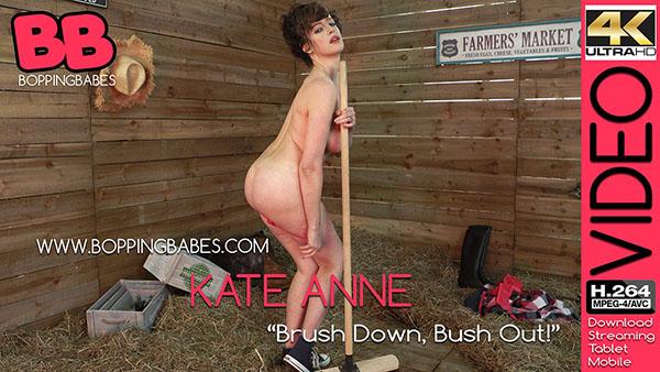 "Kate Anne ""Brush Down Bush Out"""