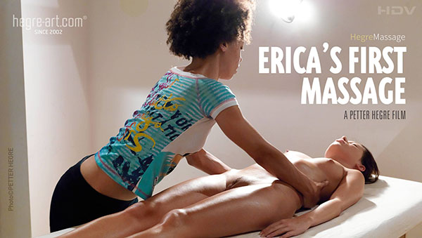 "Erica ""Erica's First Massage"""