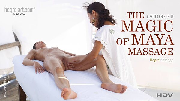"Brigi ""The Magic of Maya Massage"""