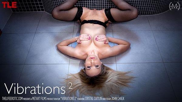 """Cristal Caitlin """"Vibrations 2"""""""