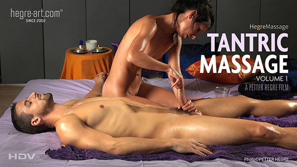 "Zana ""Tantric Massage - Volume 1"""