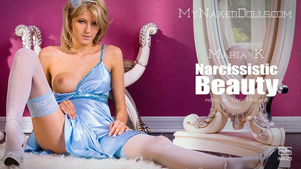 """Maria K """"Narcissistic Beauty"""""""