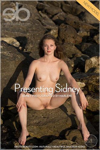 """Sidney """"Presenting"""""""