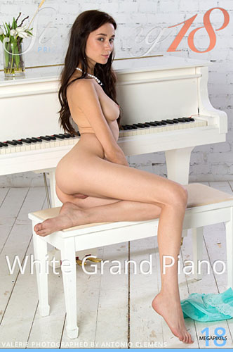 "Valerie ""White Grand Piano"""