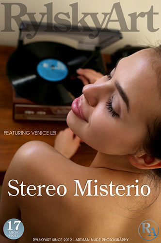 """Venice Lei """"Stereo Misterio"""" by Rylsky"""
