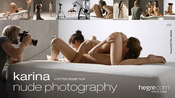 "Karina & Charlotta ""Nude Photography"""