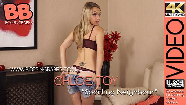 "Chloe Toy ""Sporting Neighbour"""