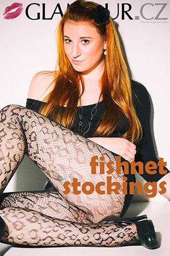 """Natalie """"Fishnet Stockings"""""""