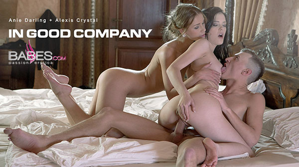 "Alexis Crystal & Anie Darling ""In Good Company"""