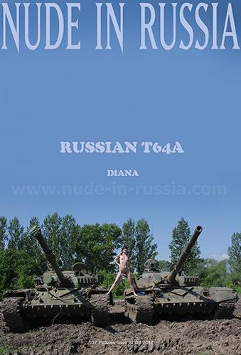 "Diana A ""Russian T64A"""