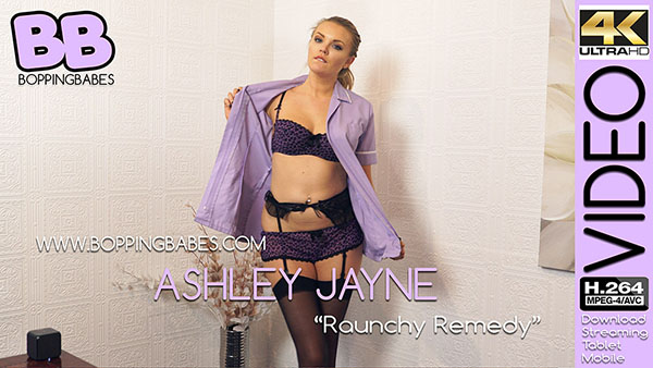 """Ashley Jayne """"Raunchy Remedy"""""""