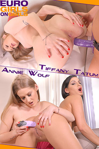 """Tiffany Tatum & Annie Wolf """"Orgasmic Intentions"""""""