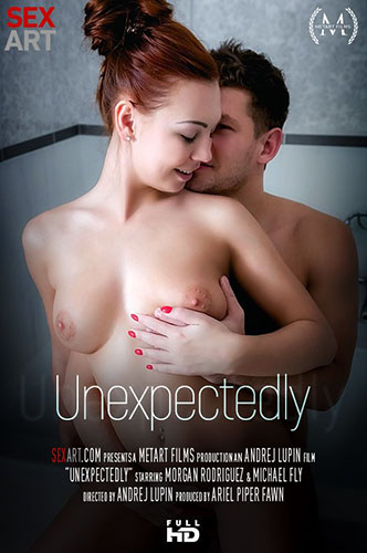 "Morgan Rodriguez & Michael Fly ""Unexpectedly"""