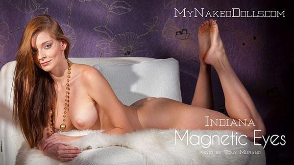 """Indiana """"Magnetic Eyes"""""""