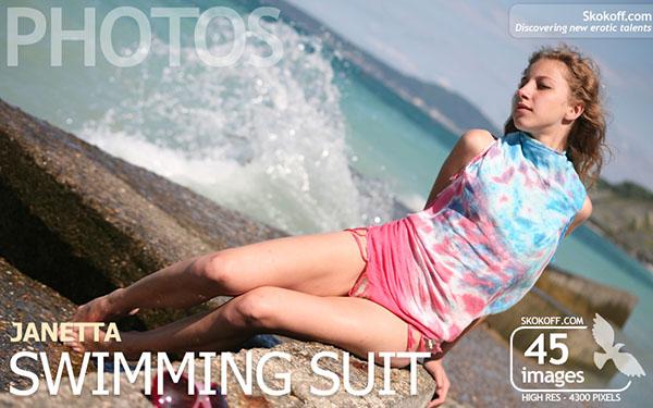 "Janetta ""Swimming Suit"""