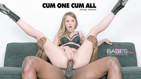 """Jillian Janson """"Cum One Cum All"""""""