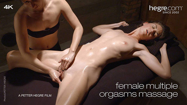 "Charlotta ""Female Multiple Orgasm Massage"""