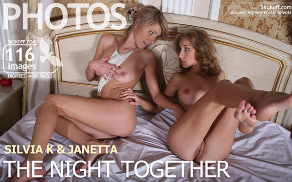 "Silvia K & Janetta ""The Night Together"""
