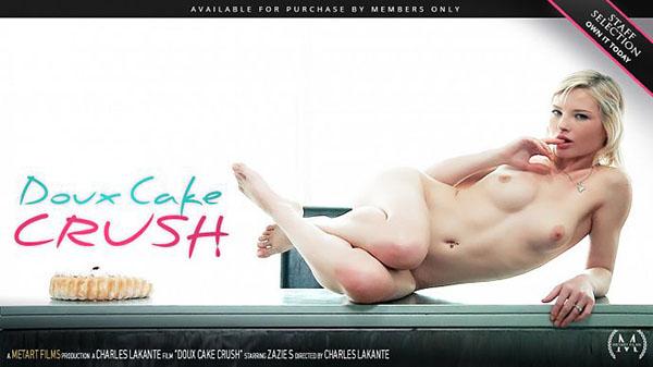"""Zazie S """"Doux Cake Crush"""""""