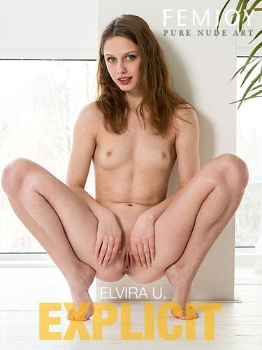 """Elvira U """"Explicit"""""""