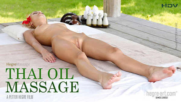 "Anna S, Linda L, Paulina & Angelica ""Thai Oil Massage"""