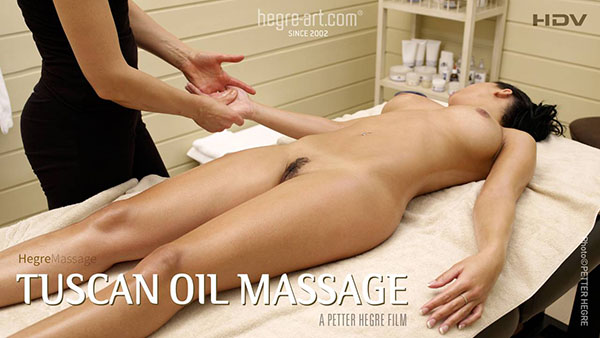 "Gabriella ""Tuscan Oil Massage"""