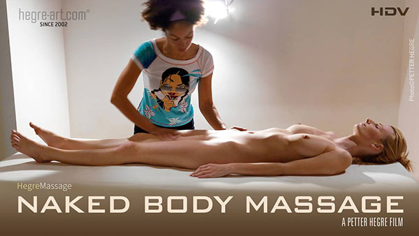 "Karolina ""Naked Body Massage"""