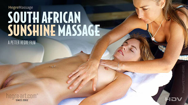 "Sian ""South African Sunshine Massage"""