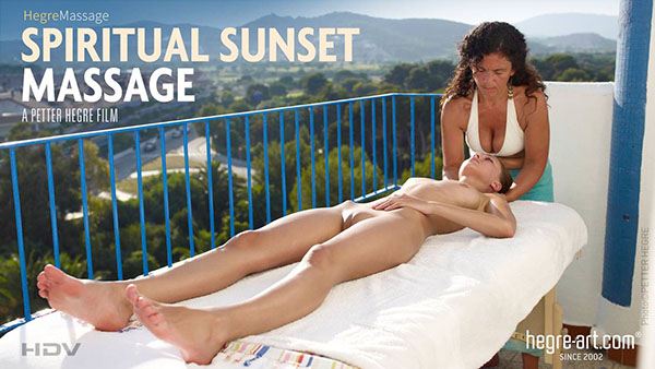 "Anna S ""Spiritual Sunset Massage"""