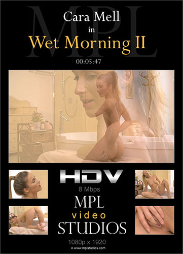 "Cara Mell ""Wet Morning II"""