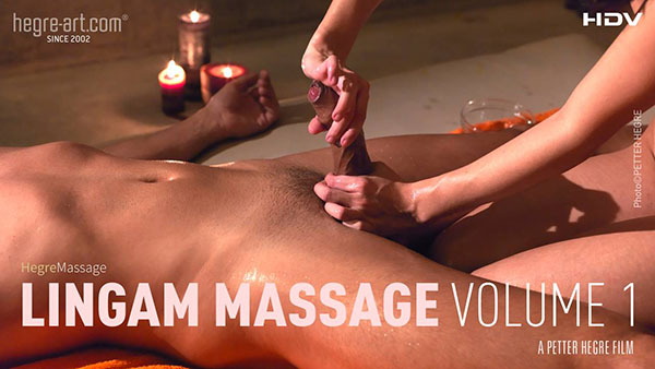 "Zana ""Lingam Massage. Volume 1"""