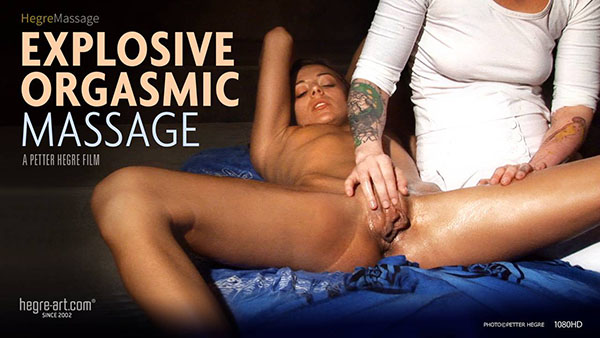 "Dominika C ""Explosive Orgasmic Massage"""