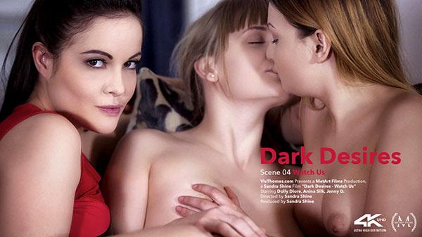 "Anina Silk, Dolly Diore & Jenny D ""Watch Us"""