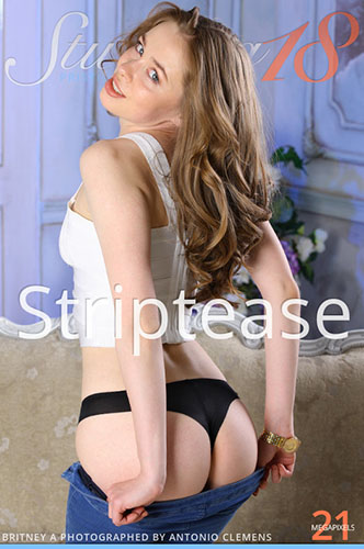"Britney A ""Striptease"""