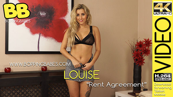 """Louise """"Rent Agreement"""""""
