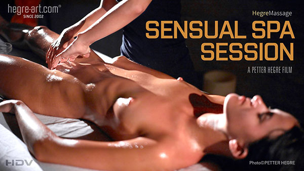 "Gloria ""Sensual Spa Session"""
