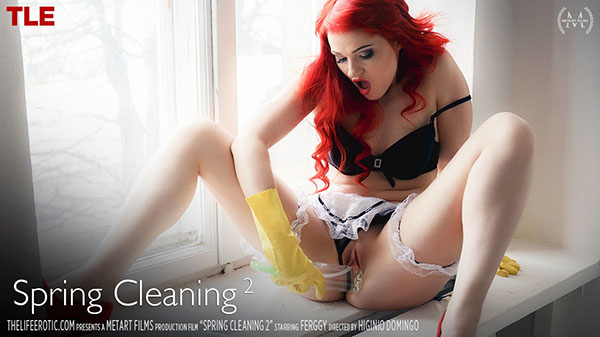"""Ferggy """"Spring Cleaning 2"""""""