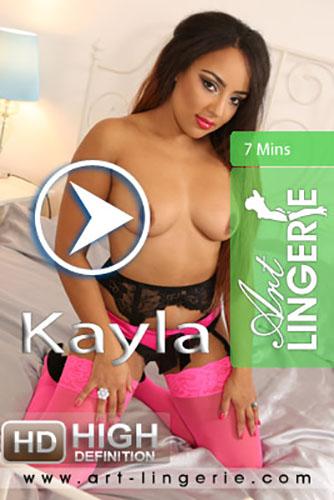 Kayla Video 7599