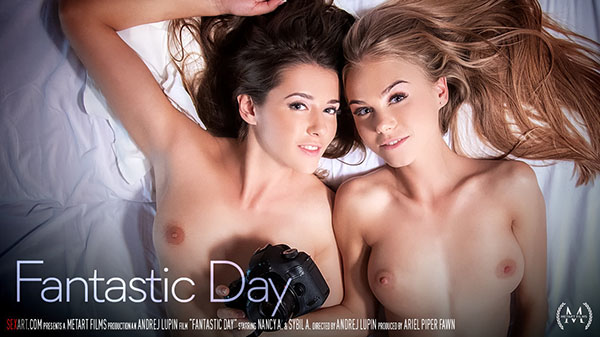 "Nancy A & Sybil A ""Fantastic Day"""