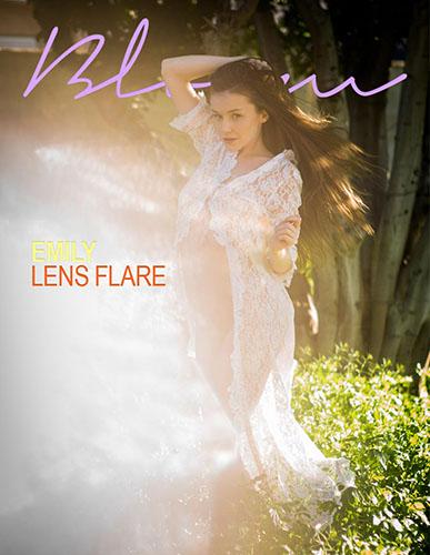 """Emily Bloom """"Lens Flare"""""""