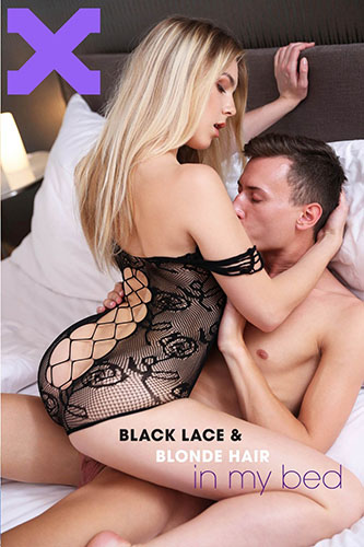 """Alecia """"Black Lace & Blonde Hair In My Bed"""""""